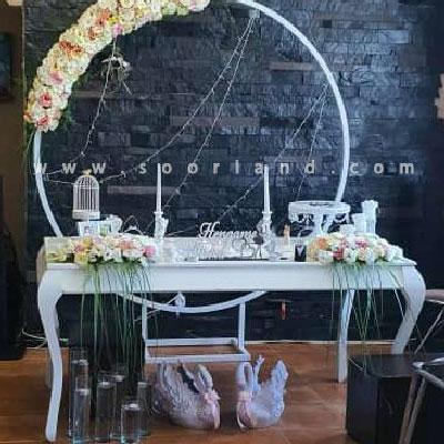 اجاره میز کویین